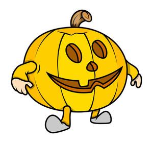 Funny Jack O' Lantern Costume Jack O' Lantern