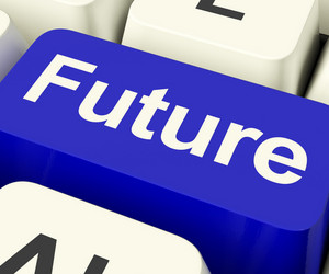Future Key Showing Prediction Forecasting Or Prophecy