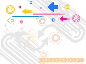 Futuristic Background Illustration