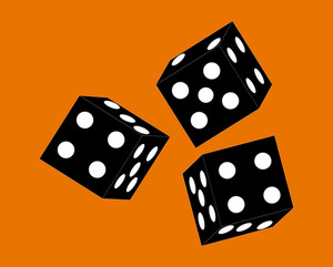Game Dice Shapes