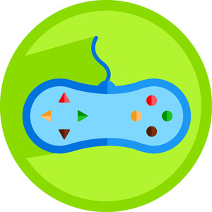 Game Remote Icon