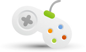 Gamepad Lite Media Icon