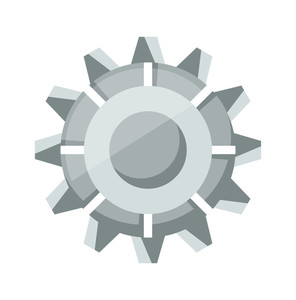Gear Design Vector