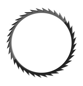 Gear Wheel Blade Vector