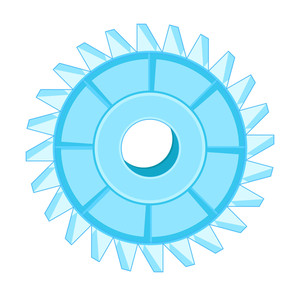 Gear Wheel Design Element