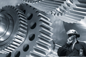 gears, pinions and cogs, engineering industry