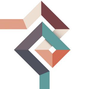 Geometric Abstract Minimal Design