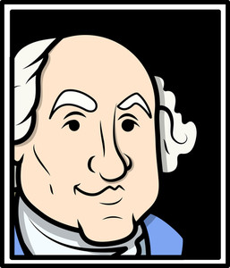 George Washington Vector