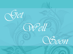 Get Well Soon Floral Series Design11