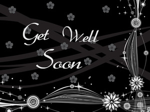 Get Well Soon Floral Series Design12