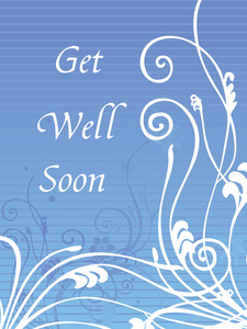 Get Well Soon Floral Series Design9