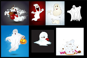 Ghosts Vectors