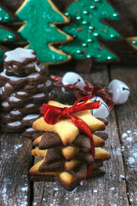 Gift Gingerbreads Cookies