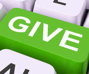 Give Key Means Bestow Or Giving