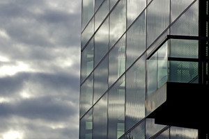 Glass Building Background 279