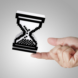 Glass Hour Cursor