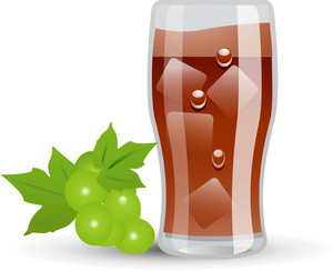 Glass Of Soda Icon