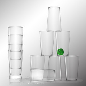Glass Vectors