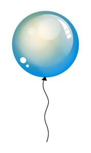 Glassy Balloon