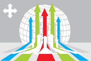 Global Arrows