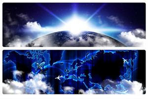 Global Business Banners
