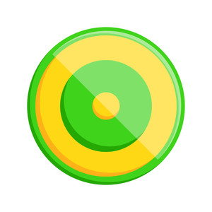 Glossy Circle