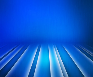 Glowing Stripes Blue Stage Background