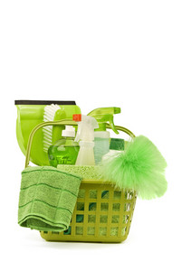 Going Green With Cleaning
