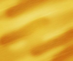 Gold Brushed Metal Texture
