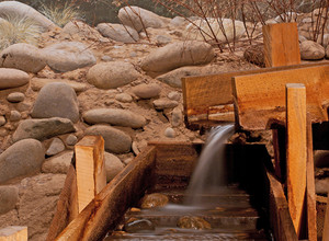 Gold Mining Sluice Box
