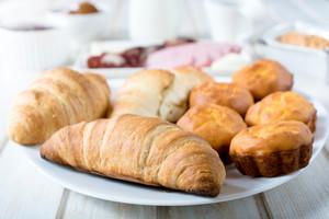 Golden Croissants