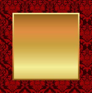 Golden Festive Banner