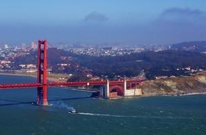 Golden Gate Background