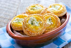 Golden Pastry