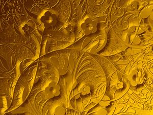 Golden Royal Background