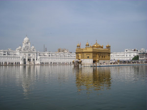 Golden Temple In Amritsar