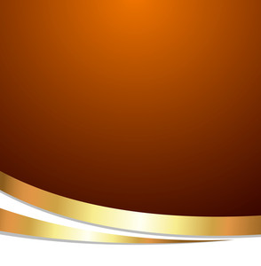 Golden Wave Festive Template Background