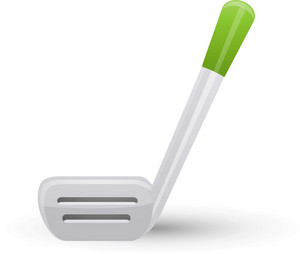 Golf Club Lite Sports Icon