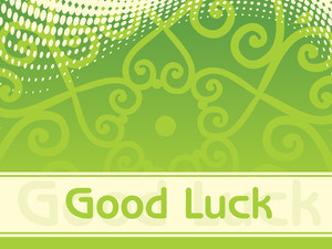 Good Luck Floral Series Design4