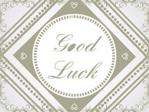 Good Luck Floral Series Design5