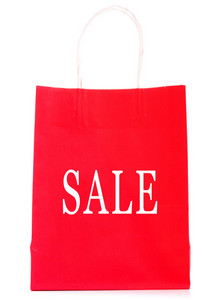 Goods On Sale Shopping Bag