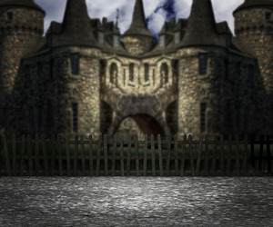 Gothic Fantasy Background
