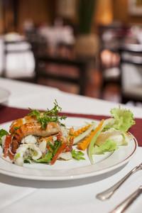 gourmet on restaurant