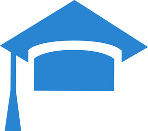 Graduation Cap Simplicity Icon