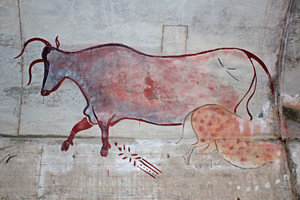 Graffiti Animal Art