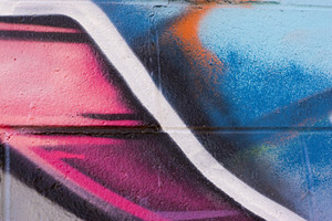 Graffiti texture - works great as a background or backdrop in any design.