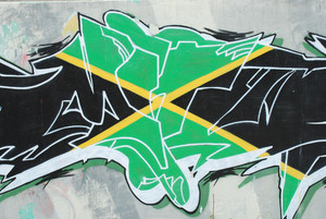 Graffiti Wall (jamaica)
