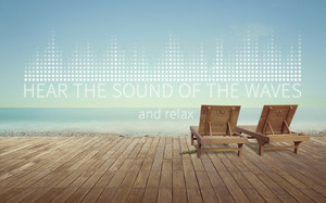 Hear the sound of the beach