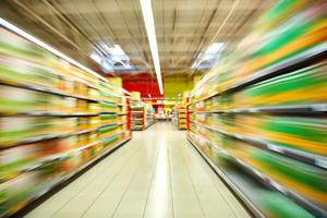 Image of supermarket interior