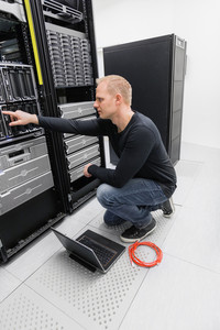 It consultant in datacenter